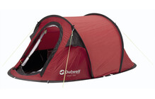 Outwell Tente automatique pop-up Vision 200 rouge